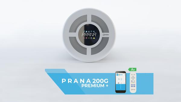PRANA 200G Premium+