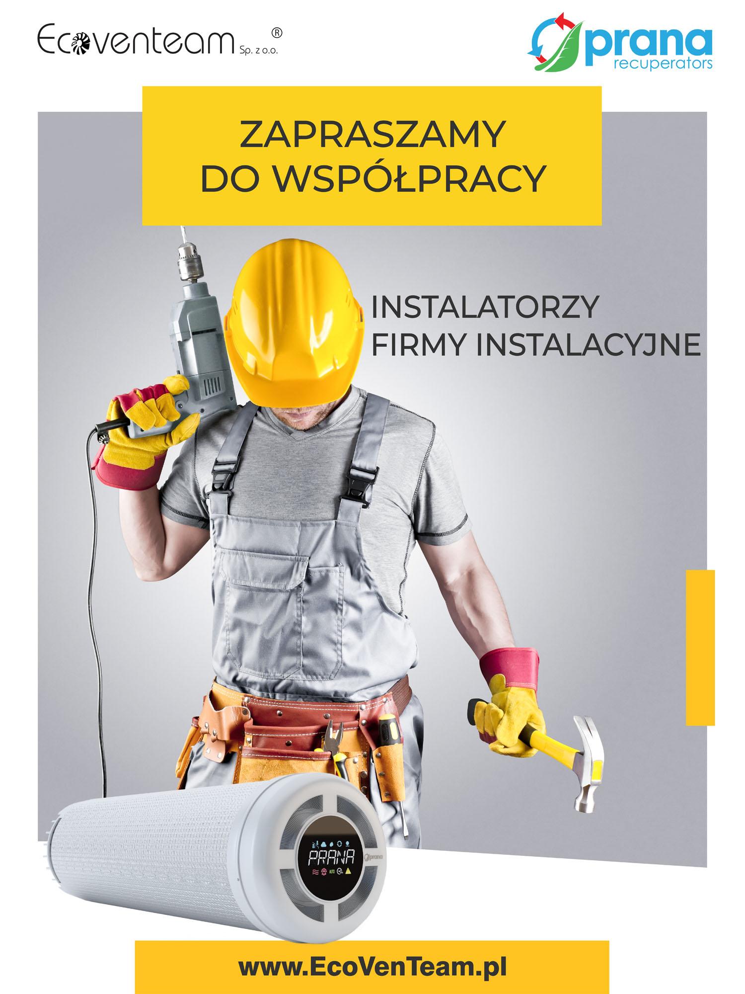 wspolpraca instalatorzy