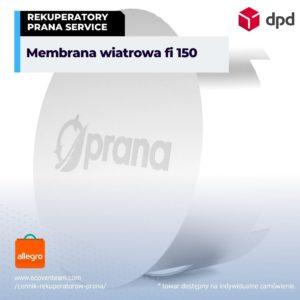 Membrana wiatrowa fi 150