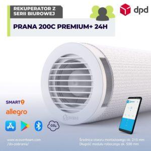 PRANA 200С PREMIUM+ 24H