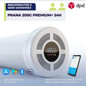 PRANA 200G PREMIUM+ 24H