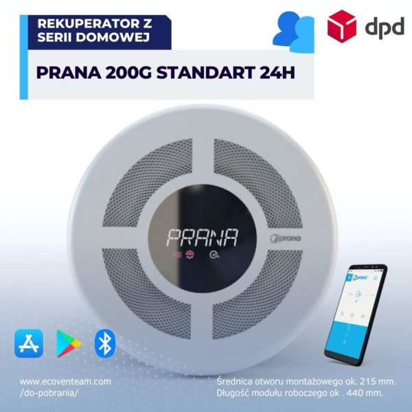 PRANA 200G STANDART 24H
